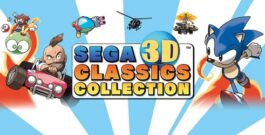 SEGA 3D CLASSICS COLLECTION DESENCRIPTADO ROM 3DS (ENGLISH)