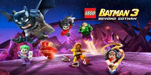 LEGO BATMAN 3 MAS ALLÁ DE GOTHAM DESENCRIPTADO ROM 3DS ...