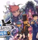 EL PROFESOR LAYTON VS PHOENIX WRIGHT ACE ATTORNEY ROM 3DS (MULTI3)