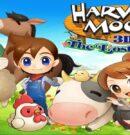 HARVEST MOON 3D EL VALLE PERDIDO DESENCRIPTADO ROM 3DS (MULTI3)